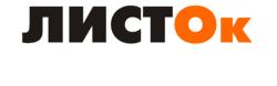 Логотип газеты объявлений «ЛистОк объявлений»